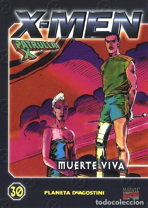 COLECCIONABLE X MEN 30 (Tebeos y Comics - Forum - X-Men)