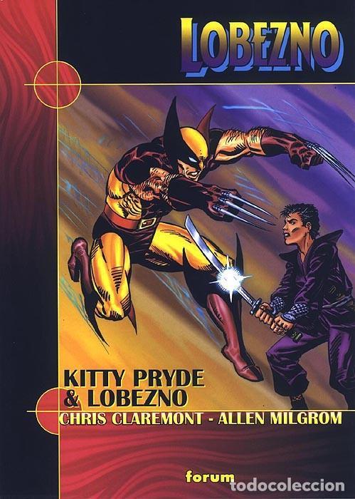 LOBEZNO Y KITTY PRIDE (Tebeos y Comics - Forum - X-Men)