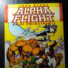 Cómics: ALPHA FLIGHT - EN EL PRINCIPIO - 1. Lote 105606975