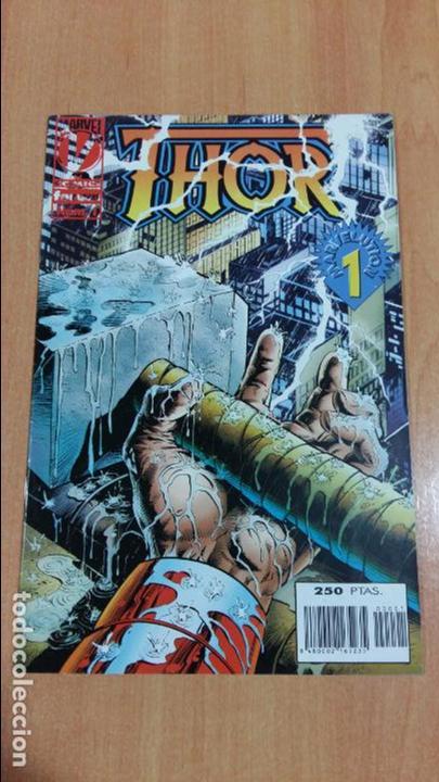 LOTE DE 7 TEBEOS COMICS. THOR. MARVELUTION. Nº 1, 3, 4, 5, 6, 7, 8. W (Tebeos y Comics - Forum - Thor)