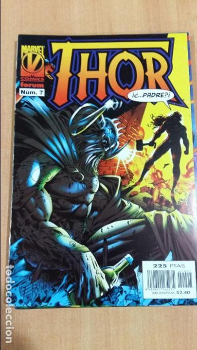 Cómics: LOTE DE 7 TEBEOS COMICS. THOR. MARVELUTION. Nº 1, 3, 4, 5, 6, 7, 8. W - Foto 6 - 105643859