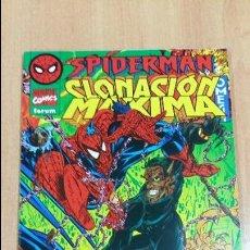 Cómics: SPIDERMAN CLONACION MAXIMA. ALPHA Y OMEGA. 2 COMICS. FORUM MARVEL COMICS. W. Lote 105644551