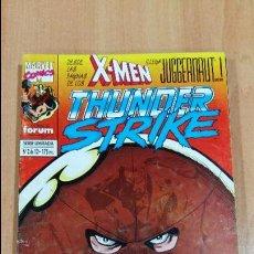 Cómics: LOTE DE 6 COMICS. THUNDER STRIKE. MARVEL COMICS FORUM. W. Lote 105645715