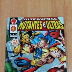 Cómics: MUTANTES VS ULTRAS. ULTRAVERSE. ESPECIAL X-MEN. W. Lote 105650447