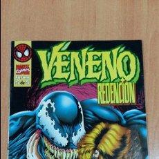 Cómics: LOTE DE 4 COMICS VENENO REDENCION. MARVEL COMICS FORUM. W. Lote 105652983