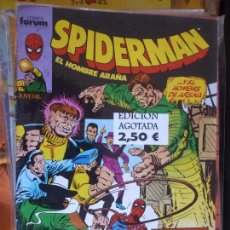 Cómics: SPIDERMAN. VOL 1. Nº 91. FORUM. Lote 105687899