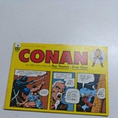 Cómics: CONAN TIRAS DE PRENSA 7Nº (4-6-7-8-9-10-11). Lote 41898163