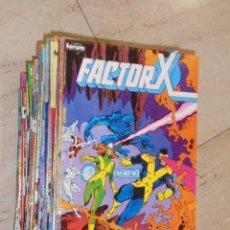 Cómics: FACTOR X VOL. 1 COMPLETA 94 NUMS. + 8 ESPECIALES - FORUM OFERTA. Lote 106003459