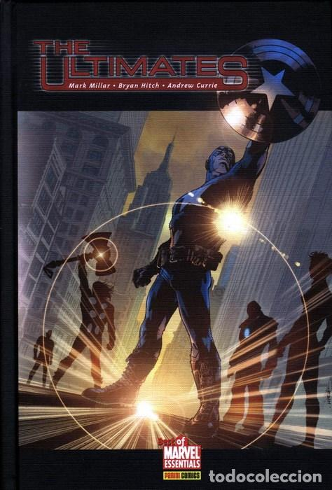 THE ULTIMATES TOMO 1 - BEST OF MARVEL ESSENTIALS - MARK MILLAR - PERFECTO ESTADO (Tebeos y Comics - Forum - Vengadores)