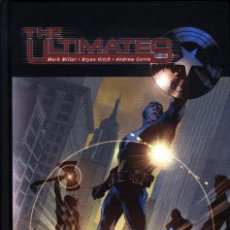 Cómics: THE ULTIMATES TOMO 1 - BEST OF MARVEL ESSENTIALS - MARK MILLAR - PERFECTO ESTADO. Lote 106008815