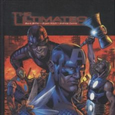 Cómics: THE ULTIMATES TOMO 2 - BEST OF MARVEL ESSENTIALS - MARK MILLAR - PERFECTO ESTADO. Lote 106008915
