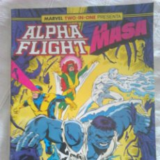 Cómics: ALPHA FLIGHT / LA MASA N°53, COMICS FORUM. Lote 106066623