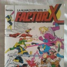 Cómics: FACTOR X N°5, COMICS FORUM. Lote 106071306