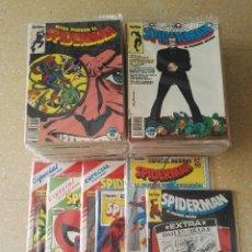 Cómics: SPIDERMAN VOL. 1 - LOTE DE 117 NÚMEROS ENTRE EL 48 Y EL 199 - 6 ESPECIALES - FORUM. Lote 106088907
