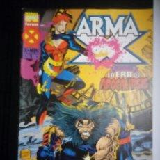 Cómics: LA ERA DE APOCALIPSIS. ARMA X 1. Lote 106096515