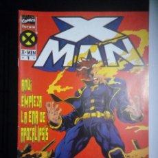 Cómics: LA ERA DE APOCALIPSIS. X MAN 1. Lote 106096579