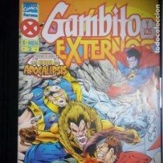 Cómics: LA ERA DE APOCALIPSIS. GAMBITO Y LOS EXTERNOS 2. Lote 106097063