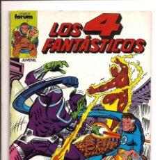 Cómics: LOS 4 FANTASTICOS - COMICS FORUM - Nº 2 1983 - PERFECTO ESTADO + FUNDA PROTECCION. Lote 106160527