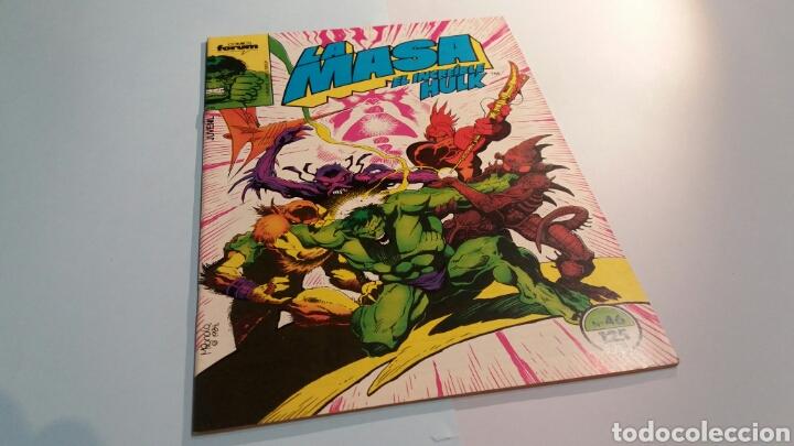 LA MASA 46 EXCELENTE ESTADO FORUM (Tebeos y Comics - Forum - Hulk)