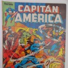 Cómics: CAPITÁN AMÉRICA VOLUMEN 1 FORUM NÚMERO 8. 110 PTAS. OCTUBRE 1985. 32 PÁG.. Lote 106610987