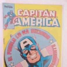 Cómics: CAPITÁN AMÉRICA VOLUMEN 1 FORUM NÚMERO 12. 125 PTAS. ENERO 1986. 32 PÁG.. Lote 106613991