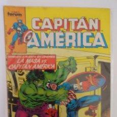 Cómics: CAPITÁN AMÉRICA VOLUMEN 1 FORUM NÚMERO 17. 125 PTAS. JUNIO 1986. 32 PÁG.. Lote 106614443