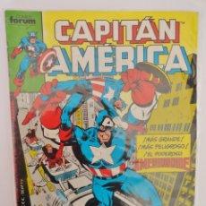 Cómics: CAPITÁN AMÉRICA VOLUMEN 1 FORUM NÚMERO 20. 125 PTAS. SEPTIEMBRE 1986. 32 PÁG.. Lote 106622107