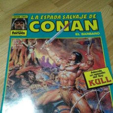 Cómics: COMIC LA ESPADA SALVAJE DE CONAN VOLUMEN I NUMERO 87 FORUM PLANETA. Lote 106622927