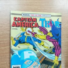 Cómics: CAPITAN AMERICA THOR VOL 1 (MARVEL TWO-IN-ONE) #52. Lote 106658947