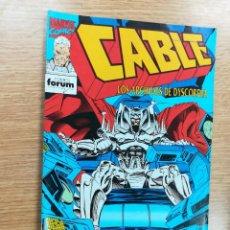 Cómics: CABLE VOL 1 #12. Lote 106665747