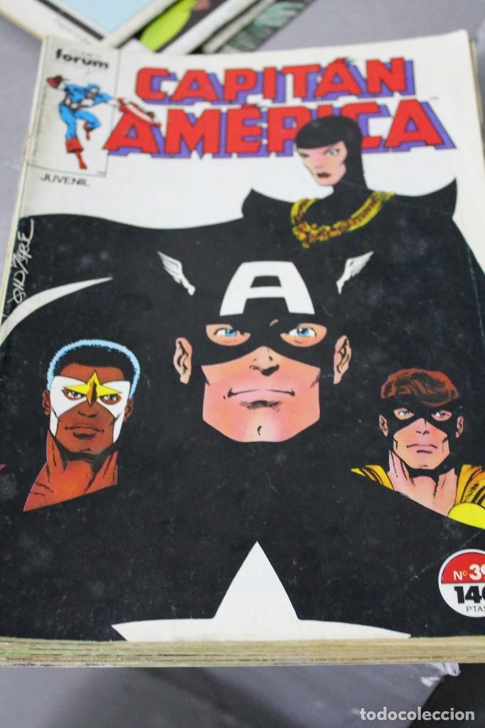 CAPITAN AMERICA 39 VOLUMEN 1 FORUM (Tebeos y Comics - Forum - Capitán América)