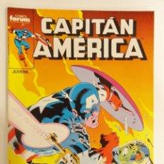 Cómics: CAPITÁN AMÉRICA VOLUMEN 1 FORUM NÚMERO 37. 140 PTAS. JULIO 1987. 32 PÁG.. Lote 106803103