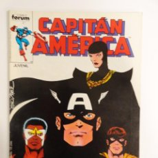 Cómics: CAPITÁN AMÉRICA VOLUMEN 1 FORUM NÚMERO 39. 140 PTAS. SEPTIEMBRE 1987. 32 PÁG.. Lote 106804739