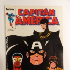 Cómics: CAPITÁN AMÉRICA VOLUMEN 1 FORUM NÚMERO 39. 140 PTAS. SEPTIEMBRE 1987. 32 PÁG.. Lote 106808463