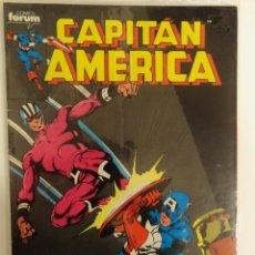 Cómics: CAPITÁN AMÉRICA VOLUMEN 1 FORUM NÚMERO 40. 140 PTAS. OCTUBRE 1987. 32 PÁG.. Lote 106816603