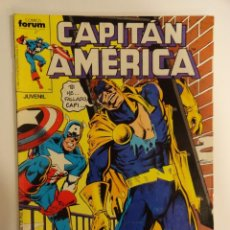Cómics: CAPITÁN AMÉRICA VOLUMEN 1 FORUM NÚMERO 41. 140 PTAS. NOVIEMBRE 1987. 32 PÁG.. Lote 106818491