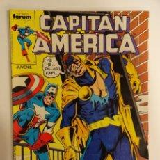 Cómics: CAPITÁN AMÉRICA VOLUMEN 1 FORUM NÚMERO 41. 140 PTAS. NOVIEMBRE 1987. 32 PÁG.. Lote 106818651