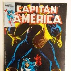 Cómics: CAPITÁN AMÉRICA VOLUMEN 1 FORUM NÚMERO 43. 140 PTAS. ENERO 1988. 32 PÁG.. Lote 106822363