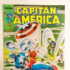 Cómics: CAPITÁN AMÉRICA VOLUMEN 1 FORUM NÚMERO 47. 140 PTAS. MAYO 1988. 32 PÁG.. Lote 106824223