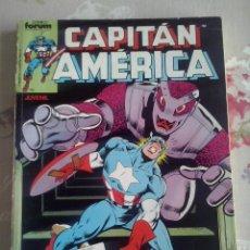 Cómics: FORUM - CAPITAN AMERICA RETAPADO CON LOS NUM. 26-27-28-29-30. MBE. Lote 106908143