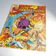 Cómics: LOS 4 FANTASTICOS 8 FORUM. Lote 107070964