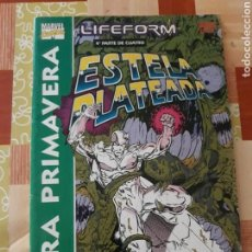 Comics : ESTELA PLATEADA EXTRA PRIMAVERA - LIFEFORM 4° PARTE. Lote 107100552