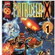 Cómics: PATRULLA X VOLUMEN 2 FORUM Y PANINI. COLECCION COMPLETA: 117 NUMEROS. Lote 107250519