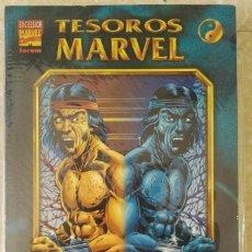 Cómics: TESOROS MARVEL SHANG-CHI: MASTERS OF THE KUNG-FU - TESOROS MARVEL - FORUM. Lote 107332191