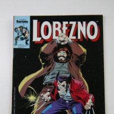 Cómics: CÓMIC LOBEZNO - VOLUMEN 1 NÚMERO 6 - ¡ VILLANOS EN CASA ! - COMICS FORUM AÑO 1989. Lote 107489935