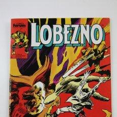 Cómics: CÓMIC LOBEZNO - VOLUMEN 1 NÚMERO 9 - ¡ UNA PROMESA DE MUERTE ! - COMICS FORUM AÑO 1990. Lote 107489976