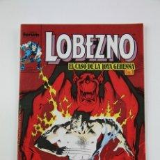 Cómics: CÓMIC LOBEZNO - VOLUMEN 1 NÚMERO 13 - EL CASO DE LA JOYA GEHENNA CAP. 3 - COMICS FORUM AÑO 1990. Lote 107490050
