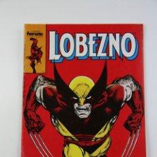 Cómics: CÓMIC LOBEZNO - VOLUMEN 1 NÚMERO 17 - ¡ RAÍCES ! - COMICS FORUM AÑO 1990. Lote 107490119