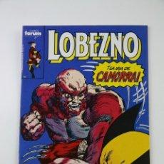 Cómics: CÓMIC LOBEZNO - VOLUMEN 1 NÚMERO 18 - TODO EN EL MAR / LA IRA DE CAMORRA - COMICS FORUM AÑO 1990. Lote 107490142