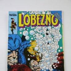 Cómics: CÓMIC LOBEZNO - VOLUMEN 1 NÚMERO 19 - HÉROES Y VILLANOS - COMICS FORUM AÑO 1990. Lote 107490164